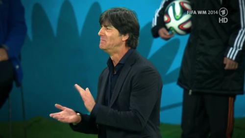 Joachim Löw – Germany v Argentina – pre-match show 42