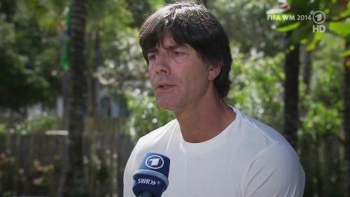 Joachim Löw – Germany v Argentina – pre-match show 43