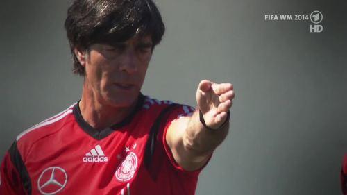 Joachim Löw – Germany v Argentina – pre-match show 44