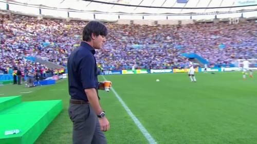 Joachim Löw – Germany v Argentina – pre-match show 46