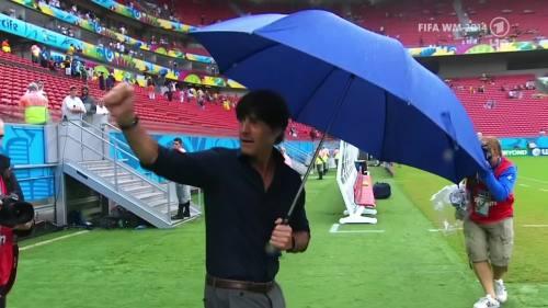 Joachim Löw – Germany v Argentina – pre-match show 7