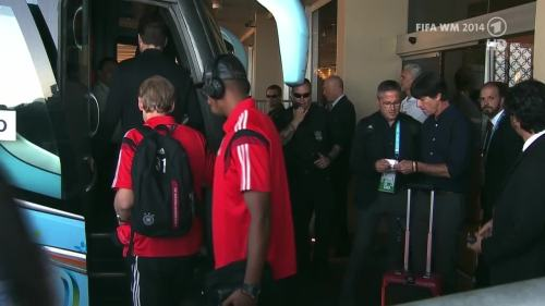 Joachim Löw – Germany v Argentina – pre-match show 8