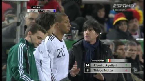 Joachim Löw – Germany v Italy 10