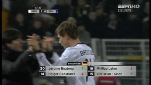 Joachim Löw – Germany v Italy 13