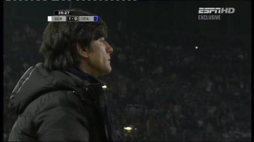 Joachim Löw – Germany v Italy 8