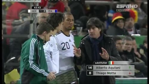 Joachim Löw – Germany v Italy 9