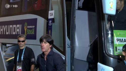 Joachim Löw & Hansi Flick – Brazil v Germany – pre-match show 3