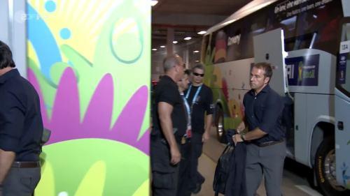 Joachim Löw & Hansi Flick – Brazil v Germany – pre-match show 6