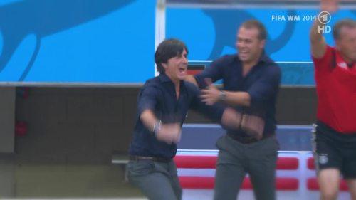 Joachim Löw & Hansi Flick – Germany v Argentina – pre-match show 12