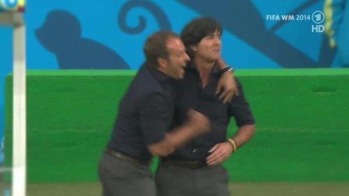 Joachim Löw & Hansi Flick – Germany v Argentina – pre-match show 14