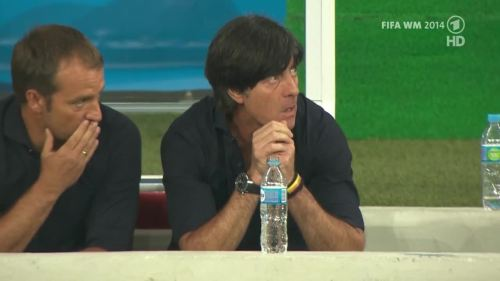 Joachim Löw & Hansi Flick – Germany v Argentina – pre-match show 18