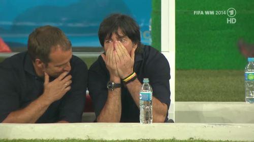 Joachim Löw & Hansi Flick – Germany v Argentina – pre-match show 19