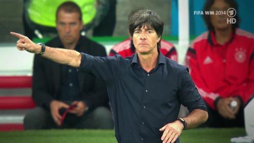 Joachim Löw & Hansi Flick – Germany v Argentina – pre-match show 29