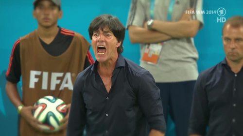 Joachim Löw & Hansi Flick – Germany v Argentina – pre-match show 5