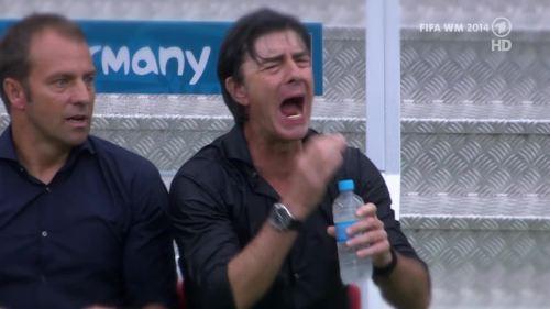 Joachim Löw & Hansi Flick – Germany v Argentina – pre-match show 7