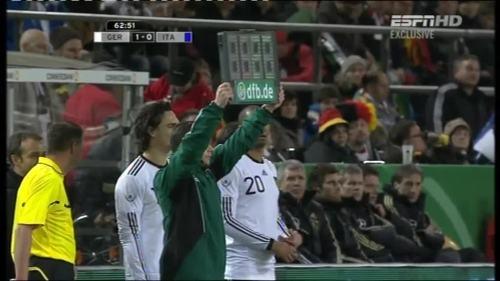 Joachim Löw & Hansi Flick – Germany v Italy 7