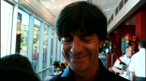 Joachim Löw nach dem Finale 2