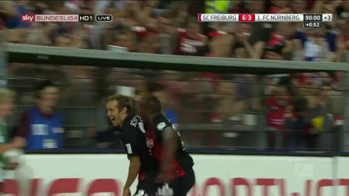 Julian Schuster goal celebrations 1