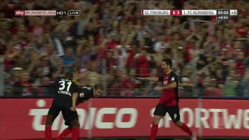 Julian Schuster goal celebrations  2