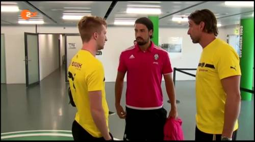 Khedira, Weidenfeller and Reus 3