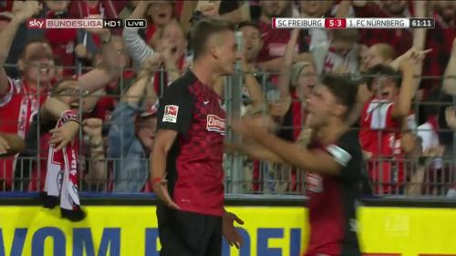 Maximillian Philipp goal celebration 2