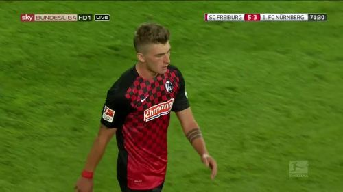 Maximillian Philipp goal celebration 3