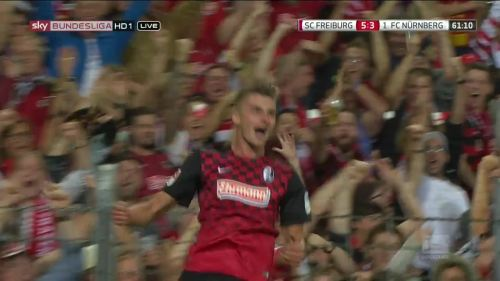 Maximillian Philipp goal celebrations 1