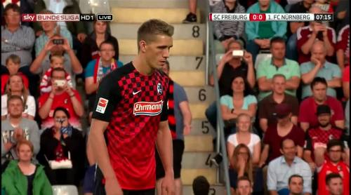 Nils Petersen - penalty 1