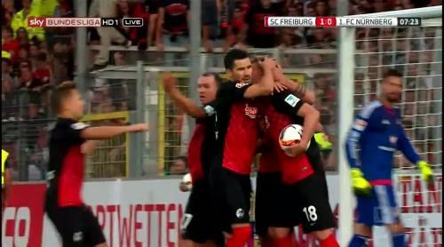 Nils Petersen - penalty celebrations 1