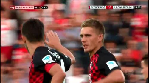 Nils Petersen - penalty celebrations 5