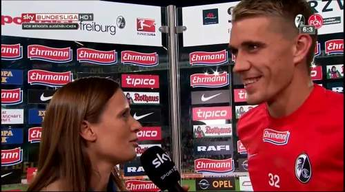 Nils Petersen - post-match interview 3