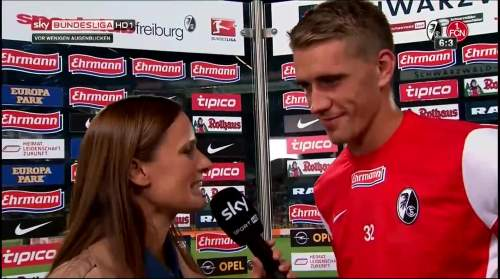 Nils Petersen - post-match interview 4