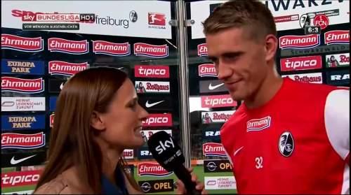Nils Petersen - post-match interview 4