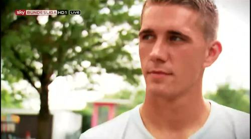 Nils Petersen pre-match interview 1