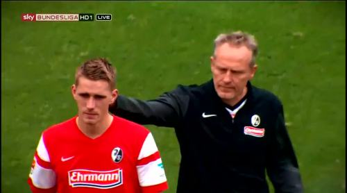 Nils Petersen pre-match interview 2