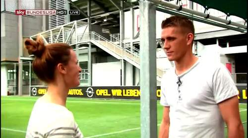Nils Petersen pre-match interview 3
