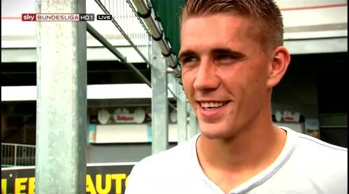 Nils Petersen pre-match interview 5