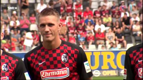 Nils Petersen - SCF 3