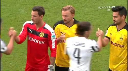 Roman Bürki - BVB v Juventus 1