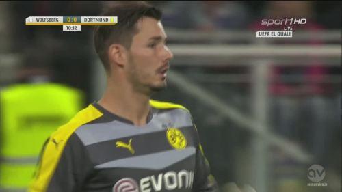 Roman Bürki – WAC v BVB 6