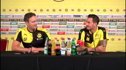 Roman Bürki press conference 1