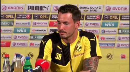 Roman Bürki press conference 2