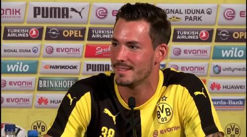 Roman Bürki press conference 5