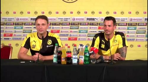Roman Bürki press conference 8