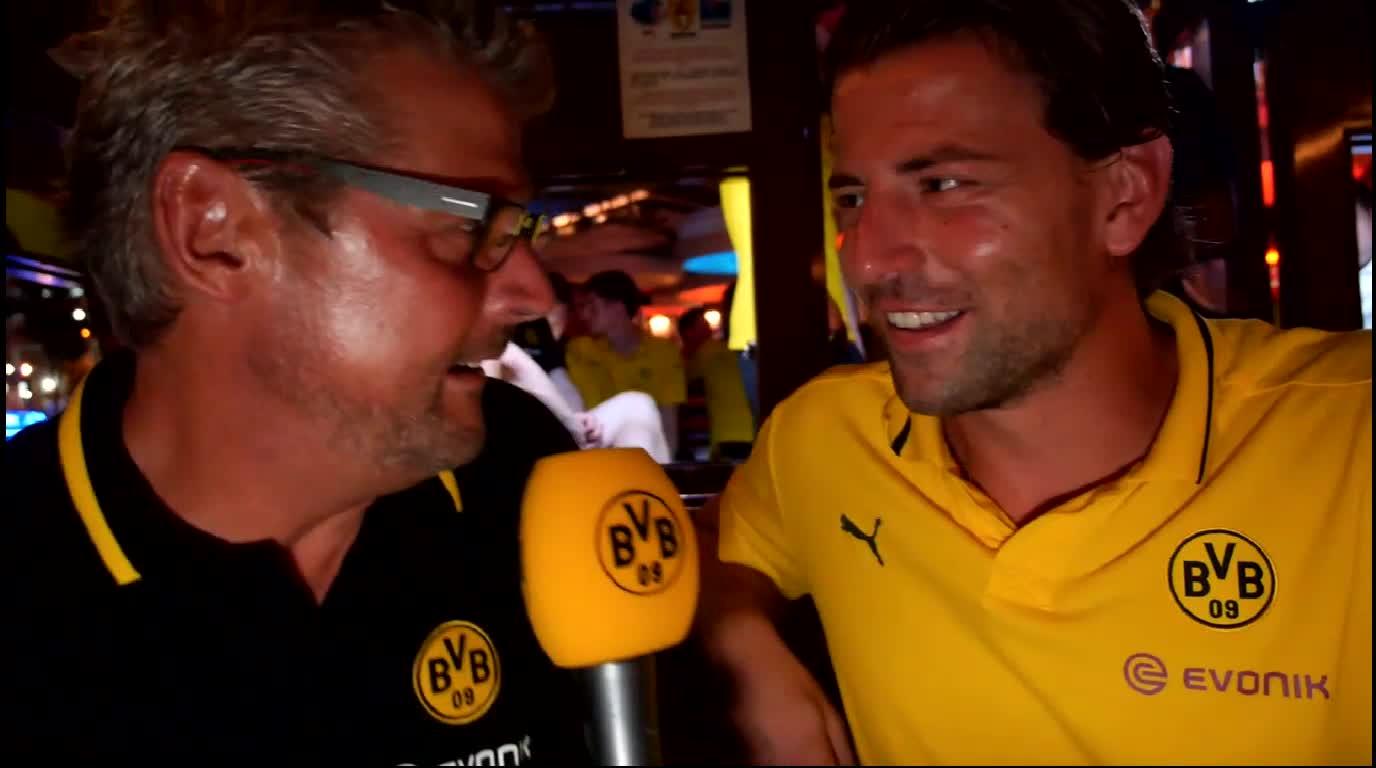 Roman Weidenfeller Interview – 10/07/2015 | Löwland