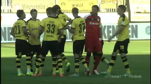 Roman Weidenfeller - FC Luzern vs BVB 3