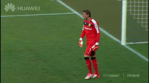 Roman Weidenfeller - FC Luzern vs BVB 5