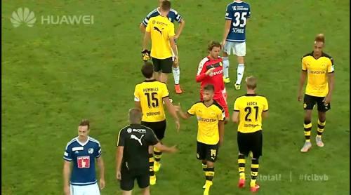 Roman Weidenfeller - FC Luzern vs BVB 7
