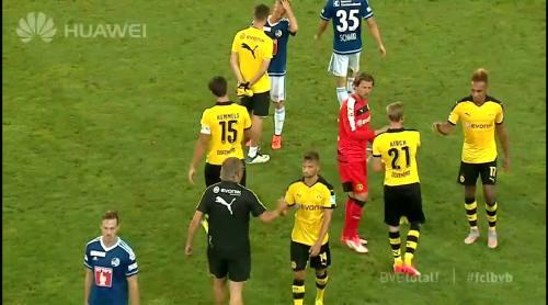 Roman Weidenfeller - FC Luzern vs BVB 8