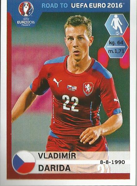 Vladimir Darida - Czech Republic - Road to Euro 2016